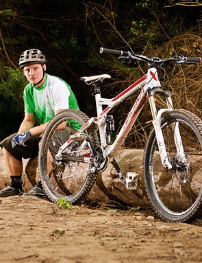 Jake loved his Devinci Dixon before the shock tune and now it's even better