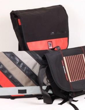 Chrome, Vaya and Sci'Con messenger bags