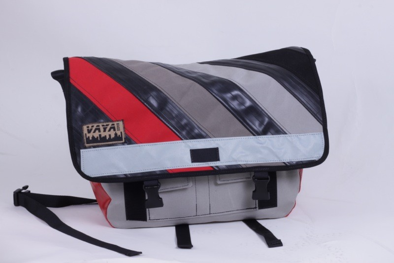 Vaya's recycled Medi Messenger