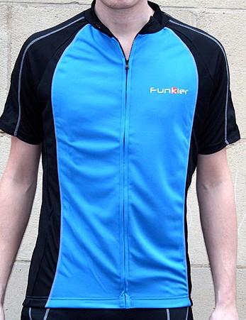 Funkier Short Sleeve jersey