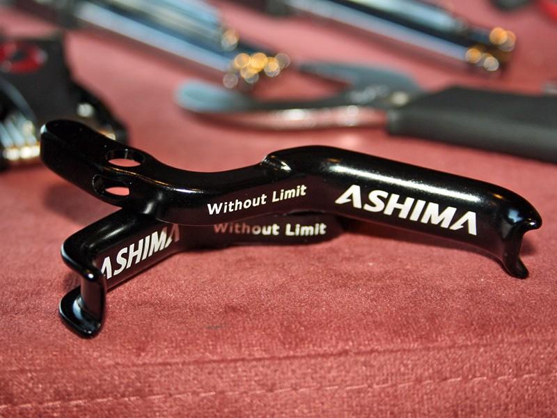 Ashima PCB brake lever