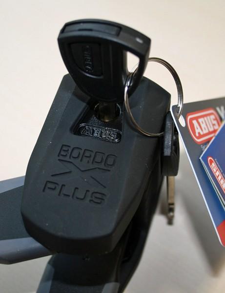 Abus Bordo X-Plus lock