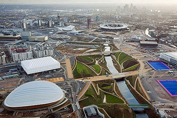 The Olympic Park will host the start of the proposed 100-mile sportive