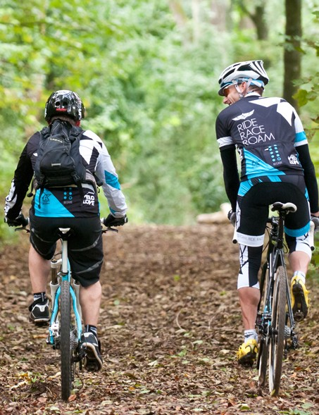 Dom hits the trails with Jo Burt of Mint Sauce fame