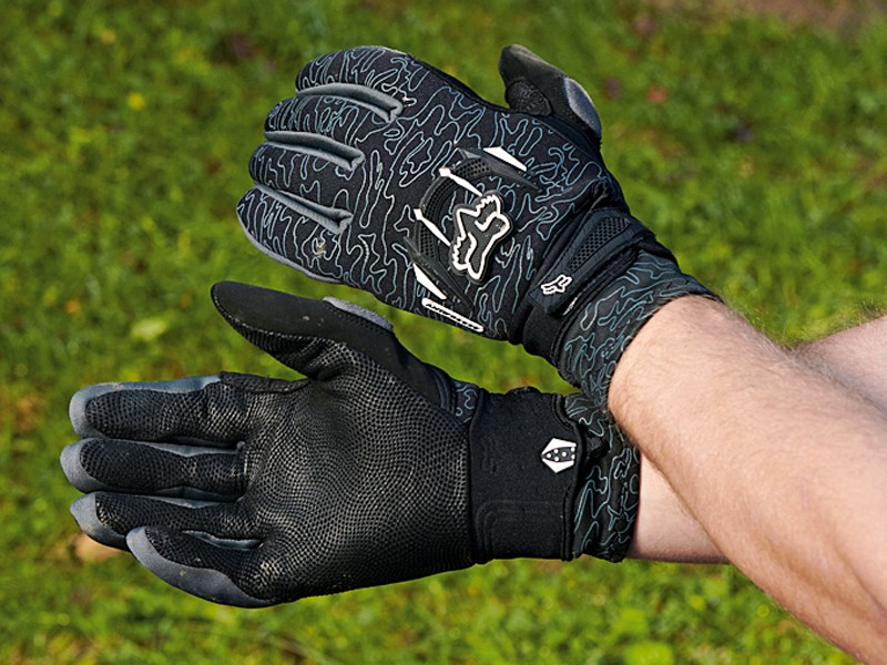 Fox Anti-freeze winter gloves