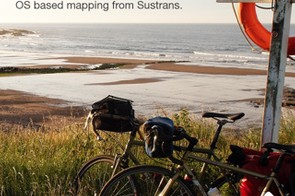 The National Cycle Network iPhone app has been a big hit for Sustrans