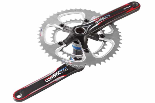 Hotlines will be the place to find ControlTech's new Gale crankset