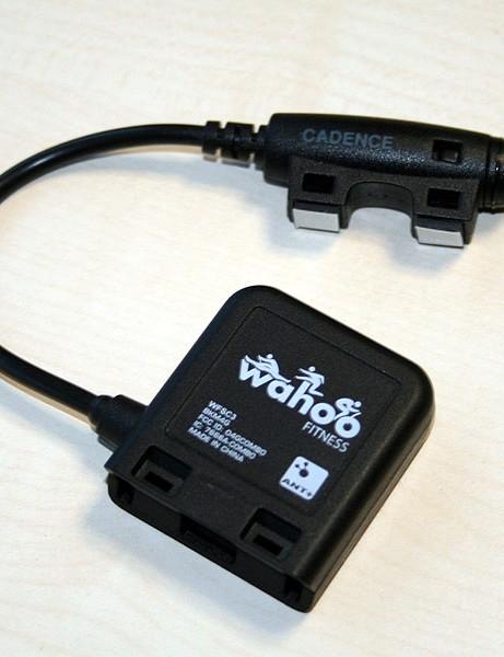 Wahoo Fitness Bike Pack cadence sensor