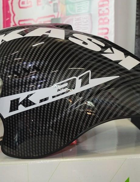 KASK Crono time trial helmet