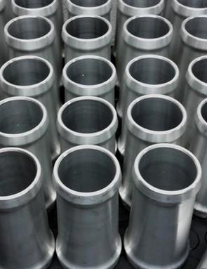 PYGA's 6069 alloy head tubes