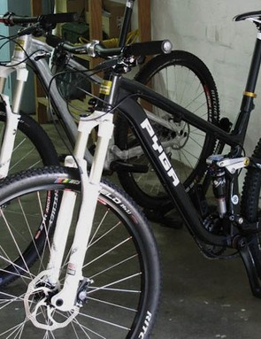 PYGA's two new 29ers