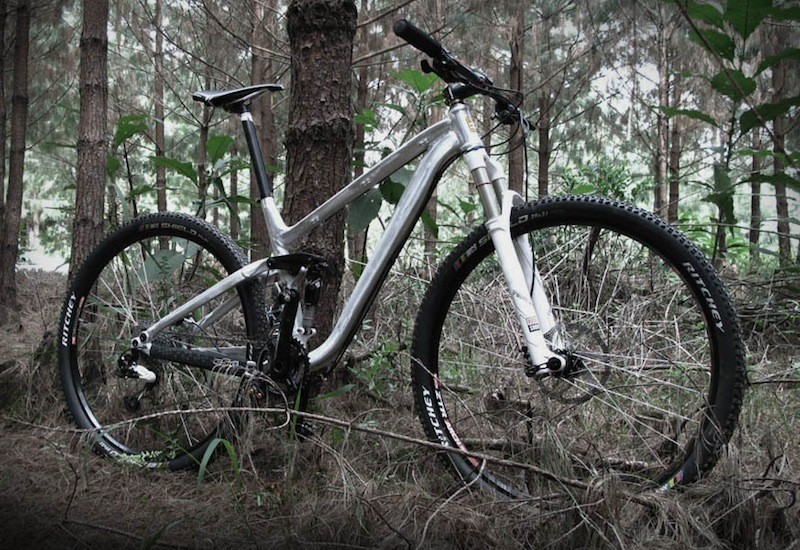 The Oneten29 is meant first as a trail bike
