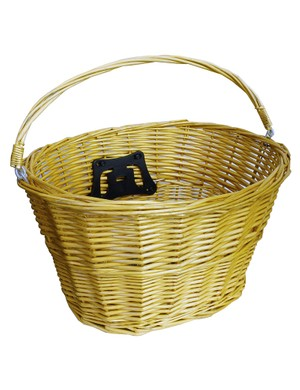 Pendleton wicker basket