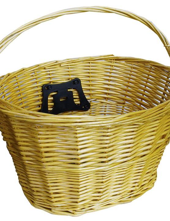 Pendleton wicker basket