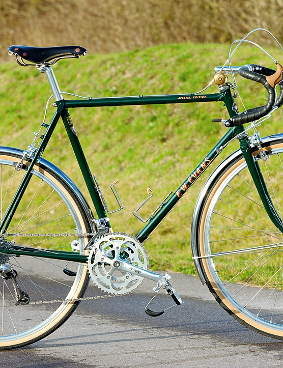 FW Evans 90th Anniversary Special Edition Touring bike