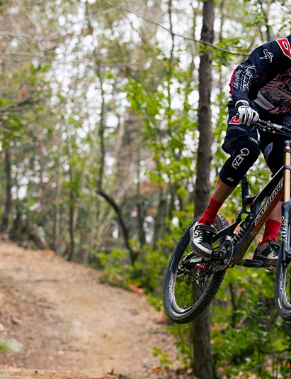Greg Minnaar on his new V-10