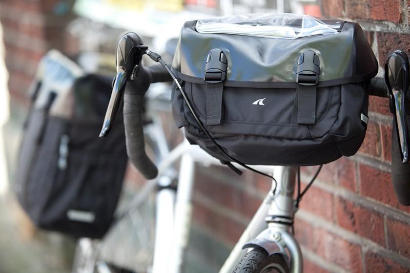 The Sodo handlebar bag