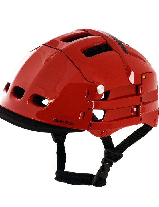 The Overade helmet
