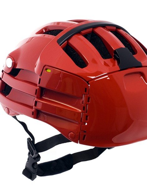 Overade is said to offer the same protection as a standard helmet