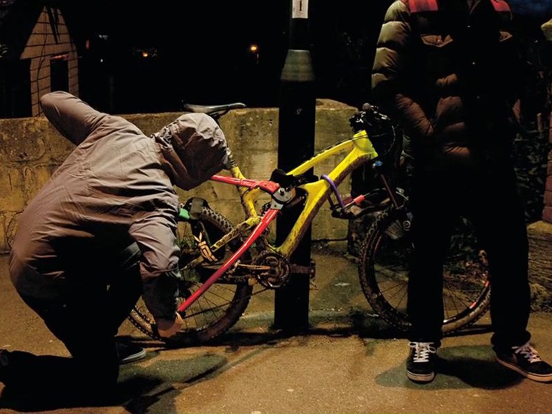 How safe is your bike?
