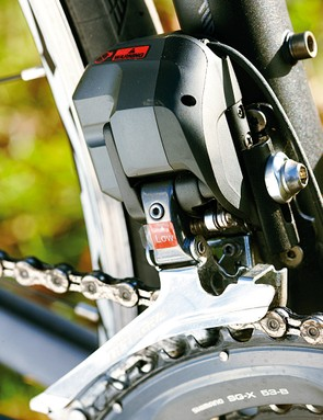 Say goodbye to chain rub with Shimano's auto-trimming Di2
