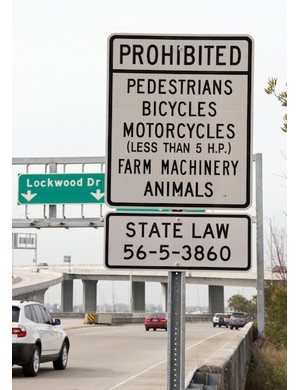 Local law enforcement will now enforce the prohibition on the JIC