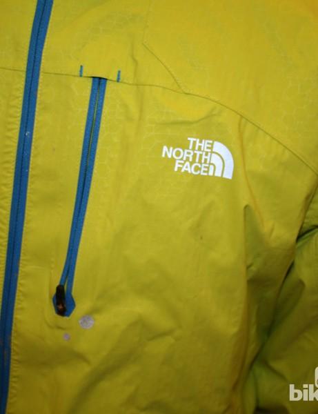 The North Face Muddy Tracks jacket