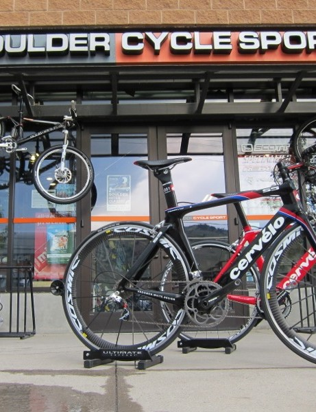 Boulder Cycle Sport has two Boulder, CO locations and is reported to employ 30 people in the peak season