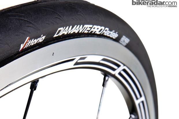 Vittoria Diamante Pro Radiale road tyre