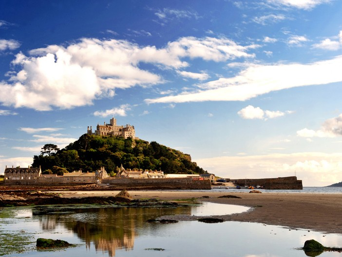 The stunning St Michael's Mount will provide a backdrop to the Cornwall Festival of Sport