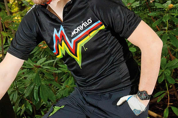 Morvelo Stripes jersey