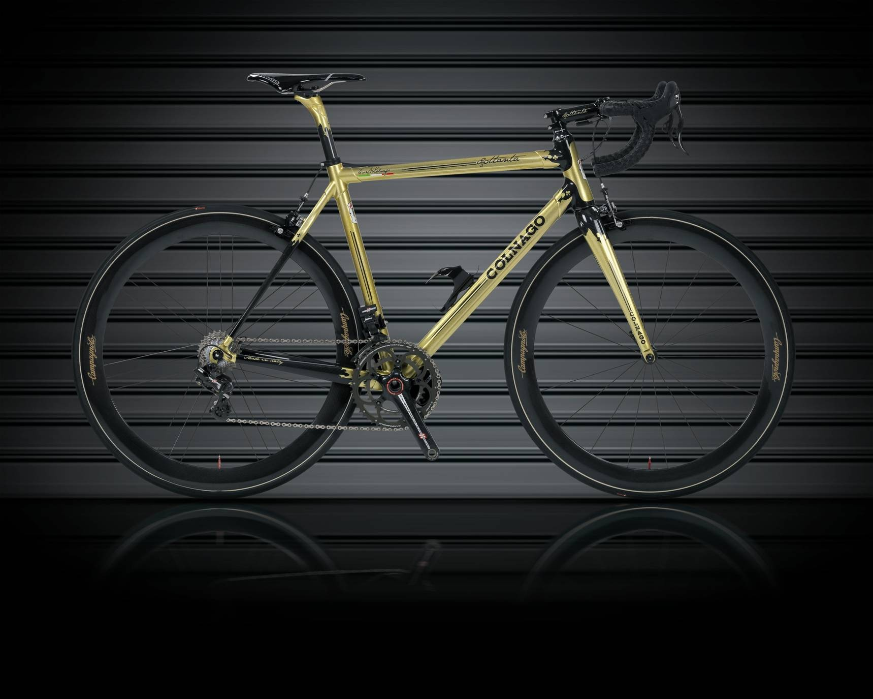 The Colnago C59 Ottanta - only 80 are being made