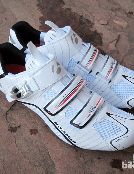 Bontrager's new inForm Pro last offers what is far and away the best fit of any shoe the company have produced to date. It could still use just a bit of tweaking around the ankle but for the most part, this is a superb shoe