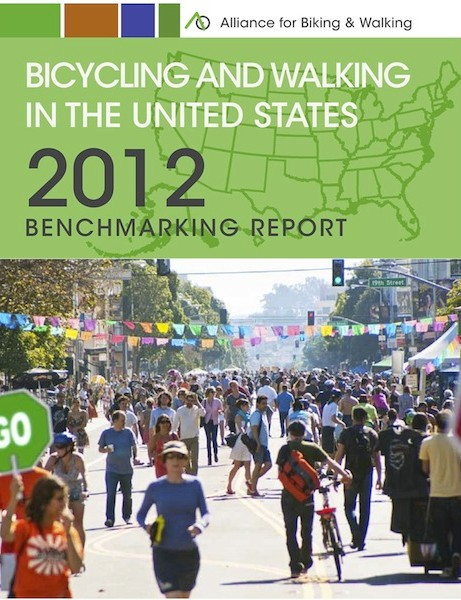 Alliance for Biking and Walking 2012 Benchmarking Report