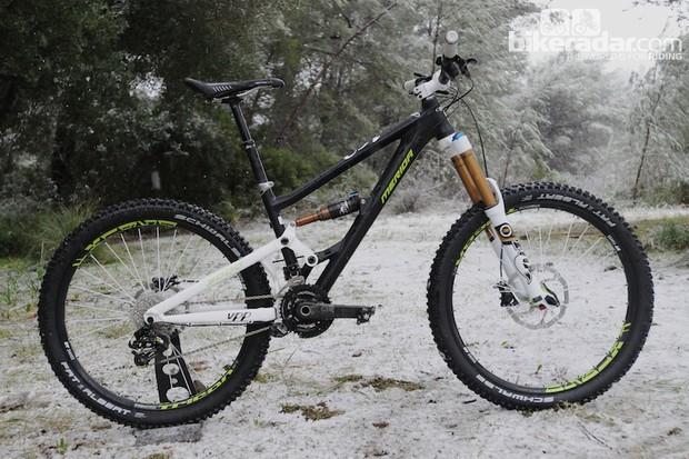 Merida's new One Sixty enduro bike