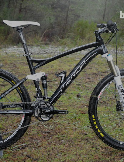 One Twenty 120mm trail bike