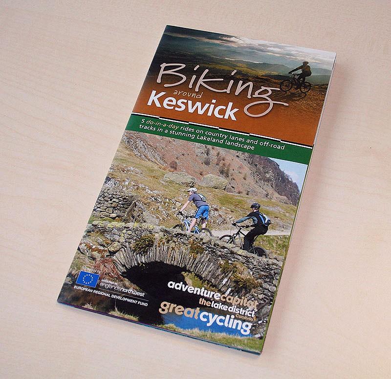 Biking in Keswick