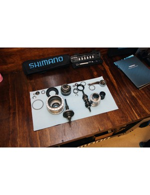 Are you a shop mechanic? Know how to overhaul Shimano internally geared hubs? If not - and if you're near Boulder, Colorado - you can make an appointment for a tech clinic at Shimano's new Education Center