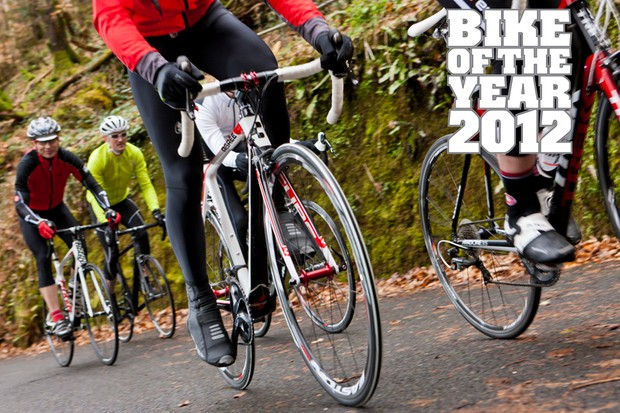 Cycling Plus's testers whittled down 26 contenders to a shortlist of five before deciding which should be declared Bike of the Year
