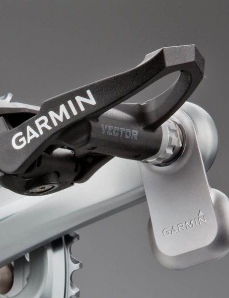 The Garmin Vector pedal based power meter