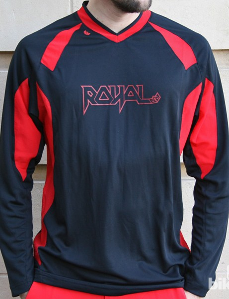 Royal Turbulence jersey