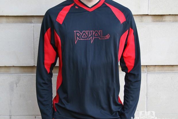 Royal Turbulence jersey