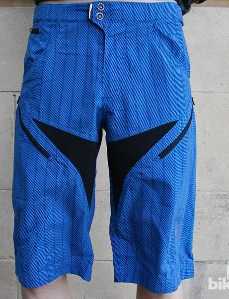 Royal Matrix shorts