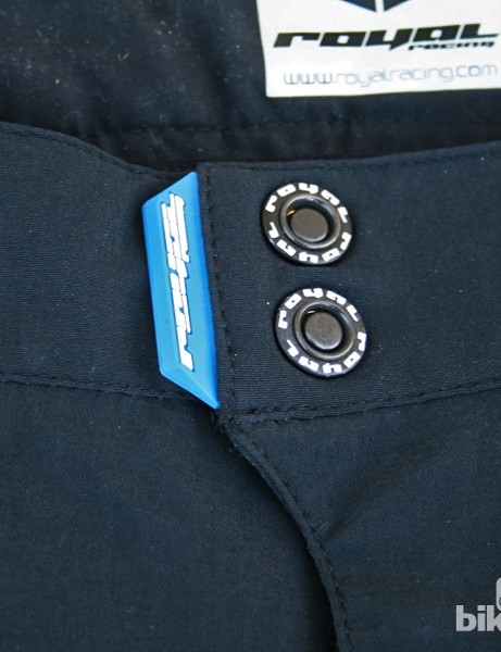 Royal MW365 shorts