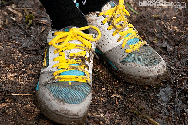 bdc7d13fc4 Teva Links mountain bike shoes - BikeRadar