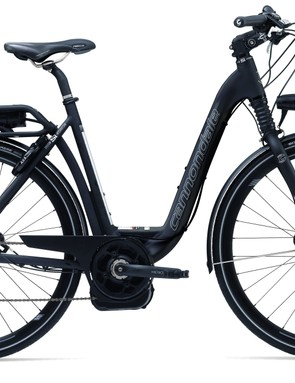 Cannondale's E-Series electric bikes have proved a hit with the Dutch