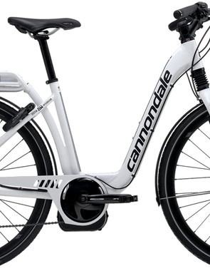Cannondale's E-Series women's electric bikes