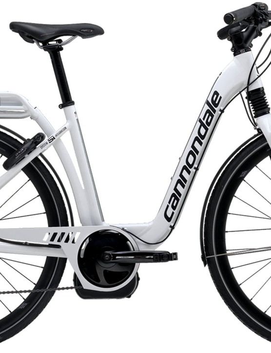 Cannondale's E-Series women's electric bikes