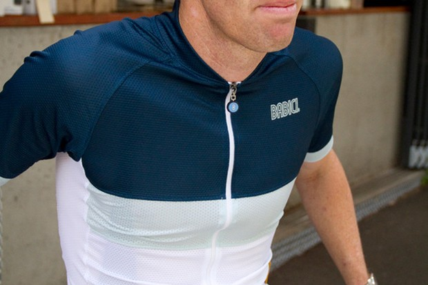 The Babici kit retains a modern but classic look