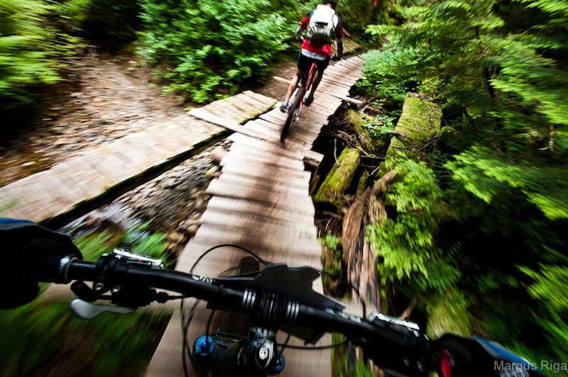 Enduro racing is on the rise in North America